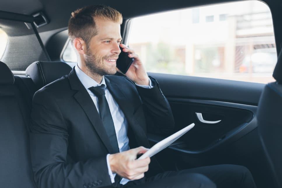 Mise à disposition chauffeur privé VTC à Cergy Pontoise