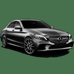 Transport dans le Val-d'Iise avec chauffeur privé dans une Mercedes Classe C